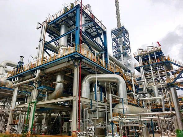 福建联合石化12万吨/年 硫黄回收装置一次开车成功