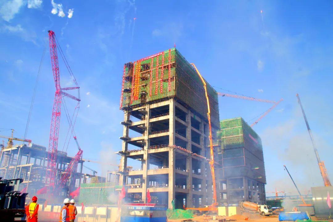 陕煤集团榆林化学公司全球最大在建煤化工项目进展