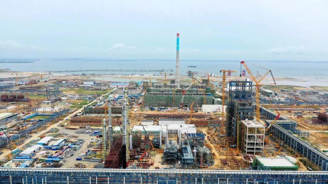中科炼化20万吨/年MTBE装置实现中交