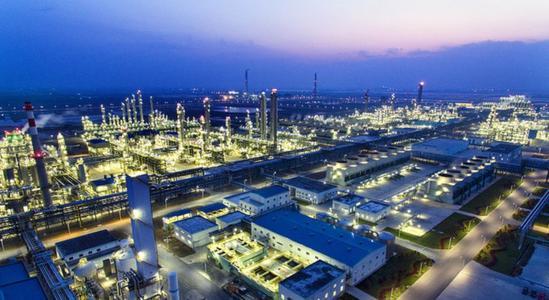 盛虹炼化拟投资55亿建设乙二醇、苯酚、丙酮装置